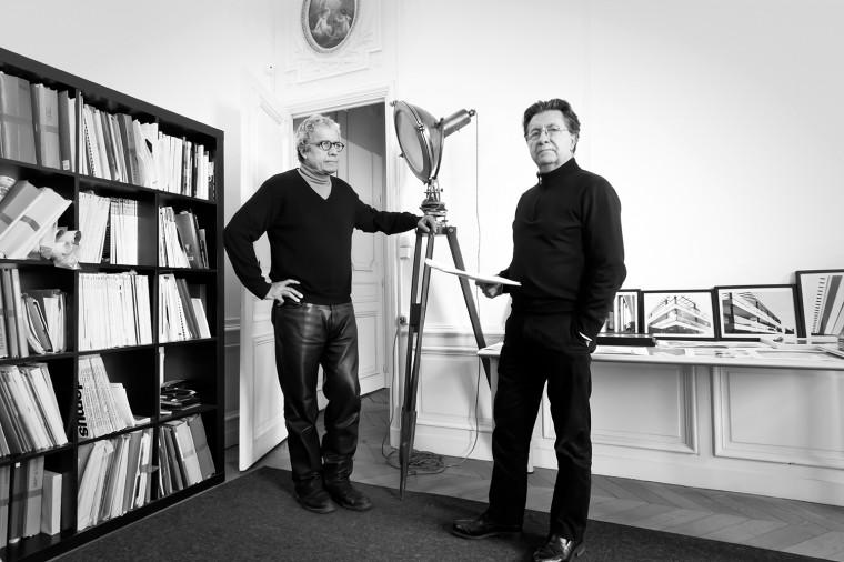 Architectes christophe billet photographe sur aix en provence marseille - Tangram architectes marseille ...